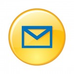 button for email 4 website