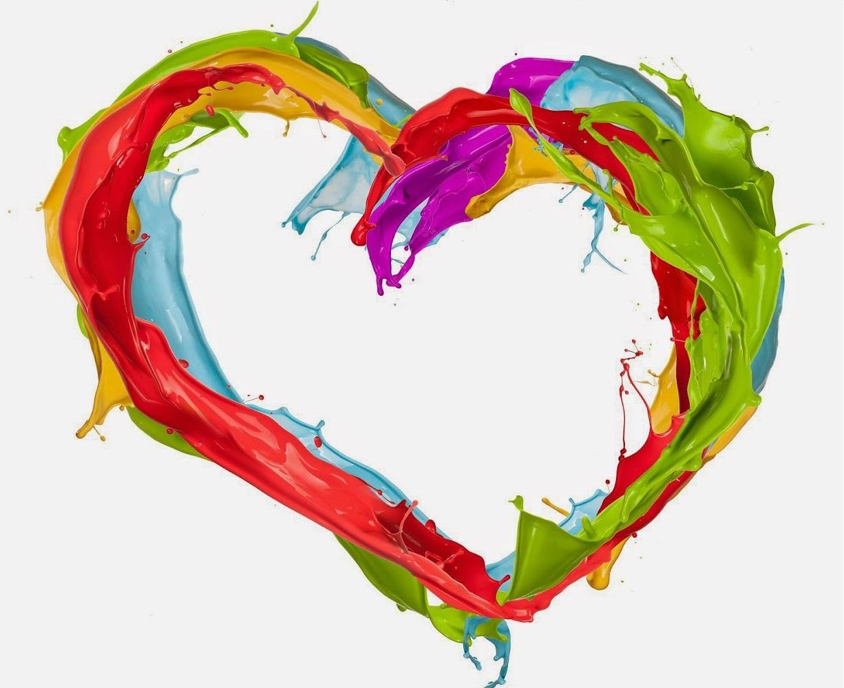 liefde - hartje-gemaakt-van-verf