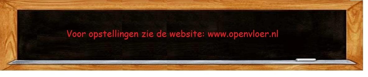 schoolbord - kijk op openvloerpuntnl NL